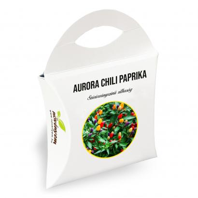 Aurora chili paprika magok díszdobozban