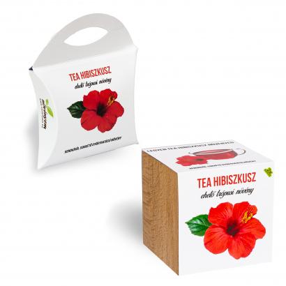Tea hibiszkusz magok díszdobozban