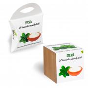 Stevia magok díszdobozban